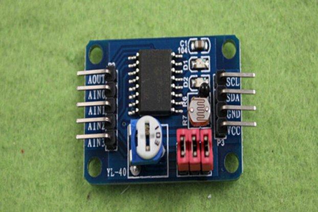 5pc AD/DA converter module (PCF8591)
