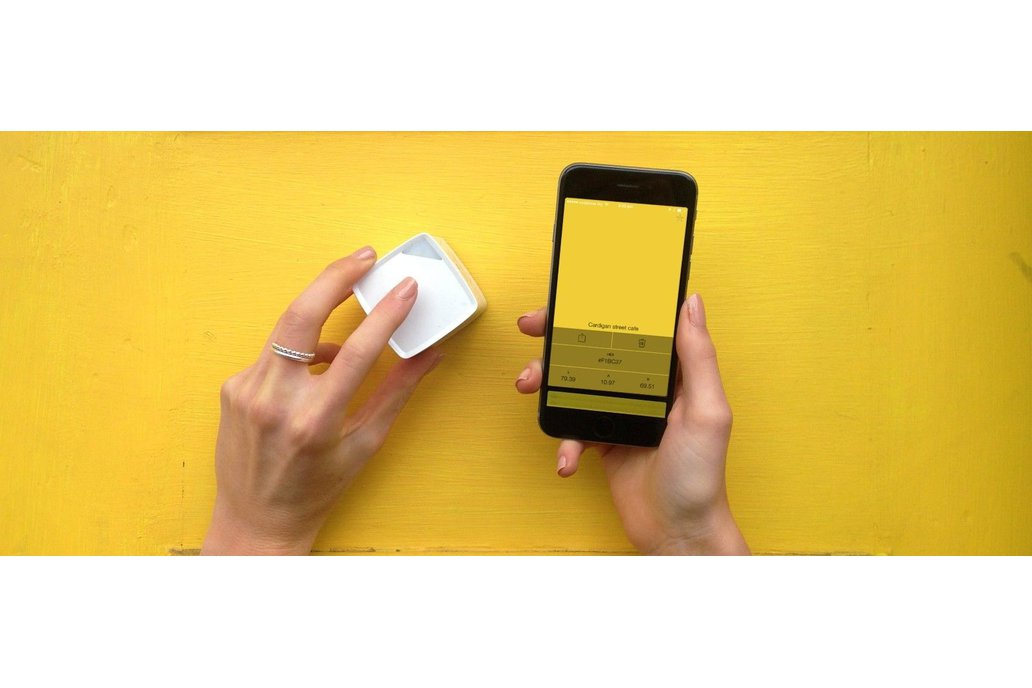 Cube - Portable Color Digitizer 5