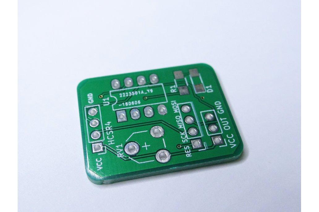 HC-SR04 Reader Module PCB 1