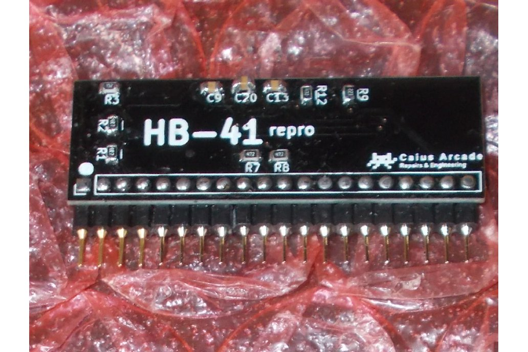 'HB-41' replacement 1