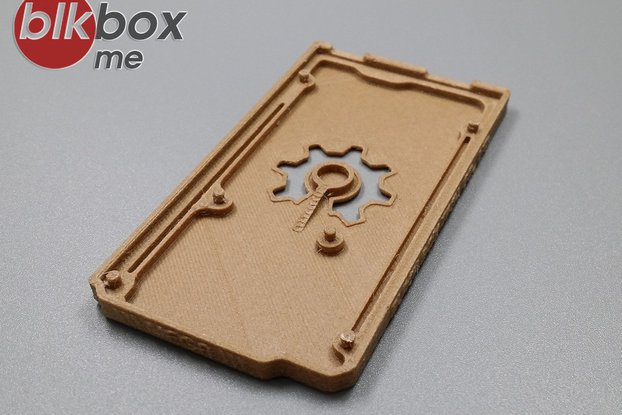 Arduino MEGA Exclusive Protective Base (Wood)