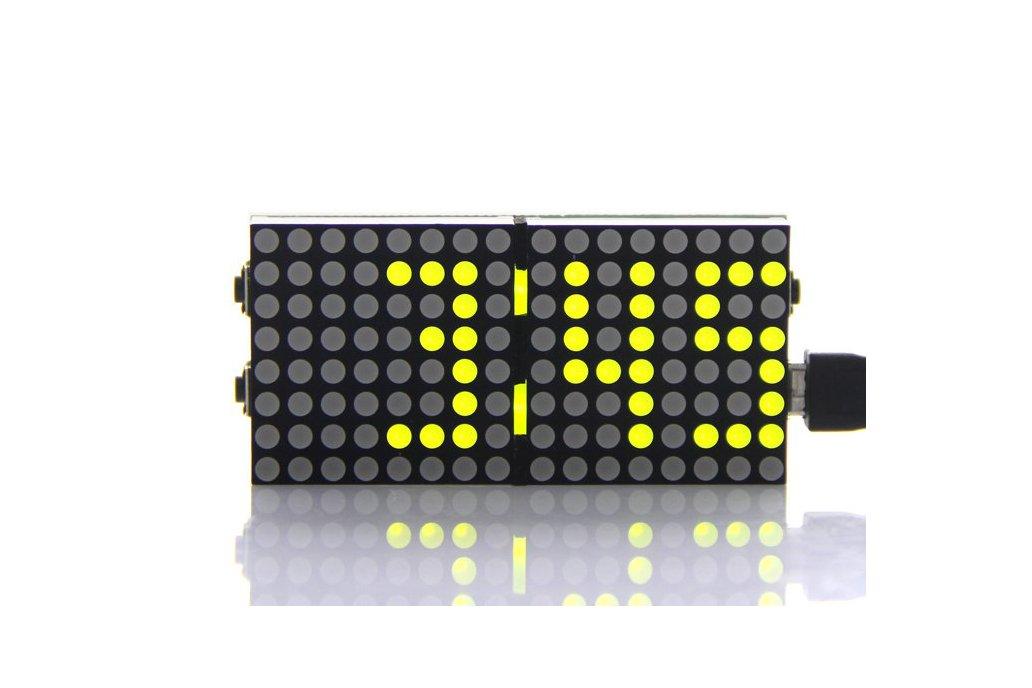 Matrix Clock 1