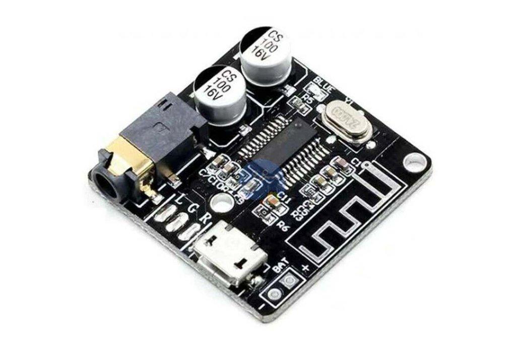 Bluetooth 5.0 MP3 Decoder Board Audio Player 1