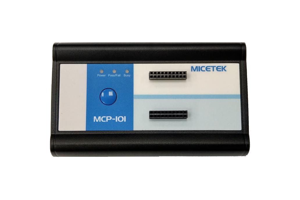MCU programmer(for Onsemi FUSB380)_MCP-101N 1