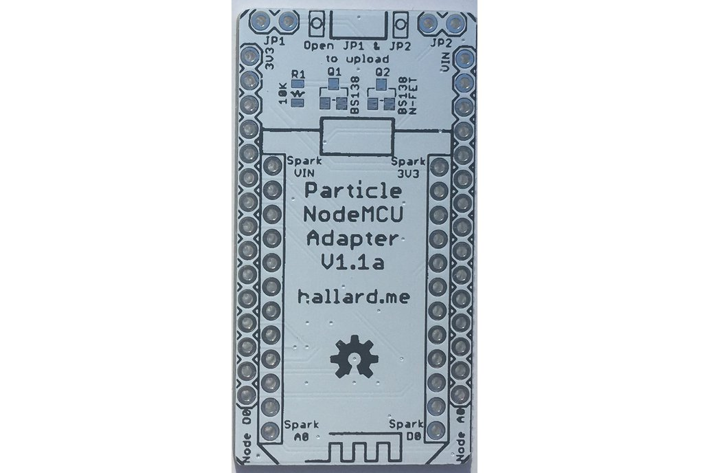 NodeMCU PCB adapter for Remora 1