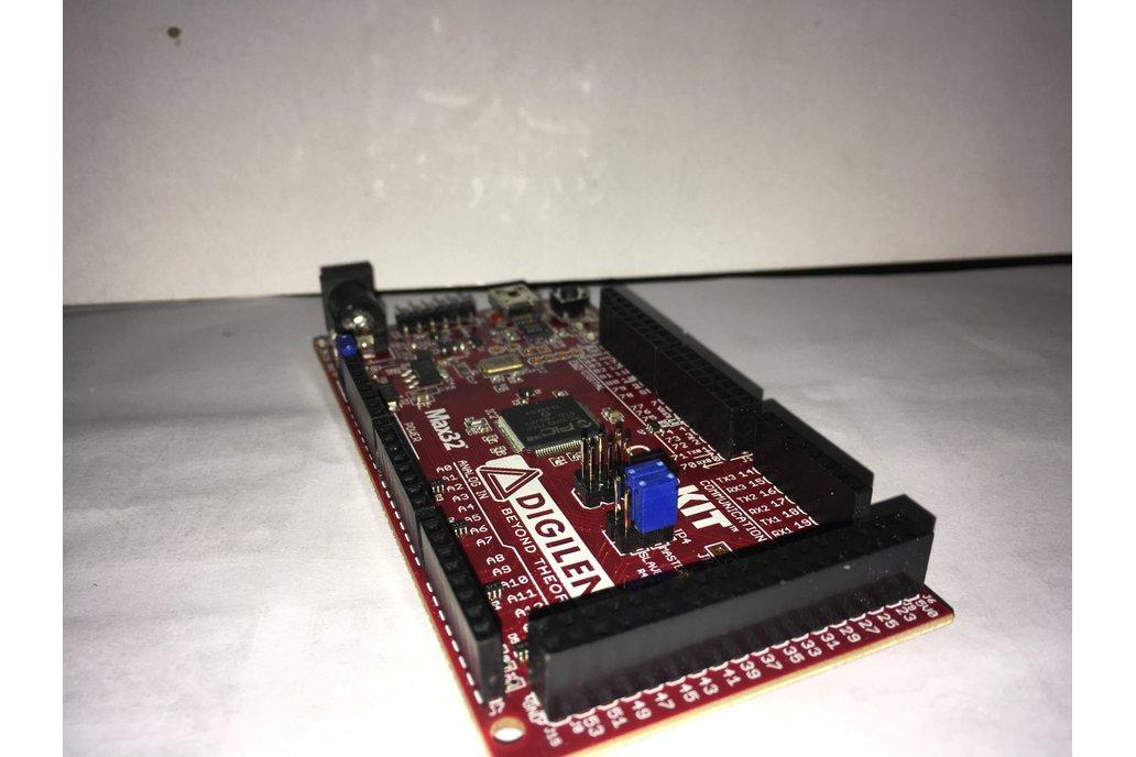Chipkit Max32 7