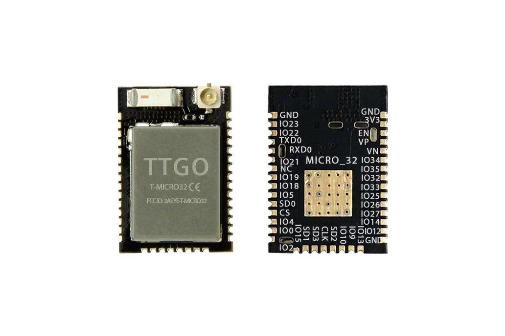 LILYGO® TTGO Micro-32 V2.0 1