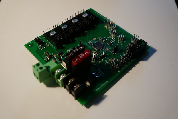 32-Bit 3D-printer controller