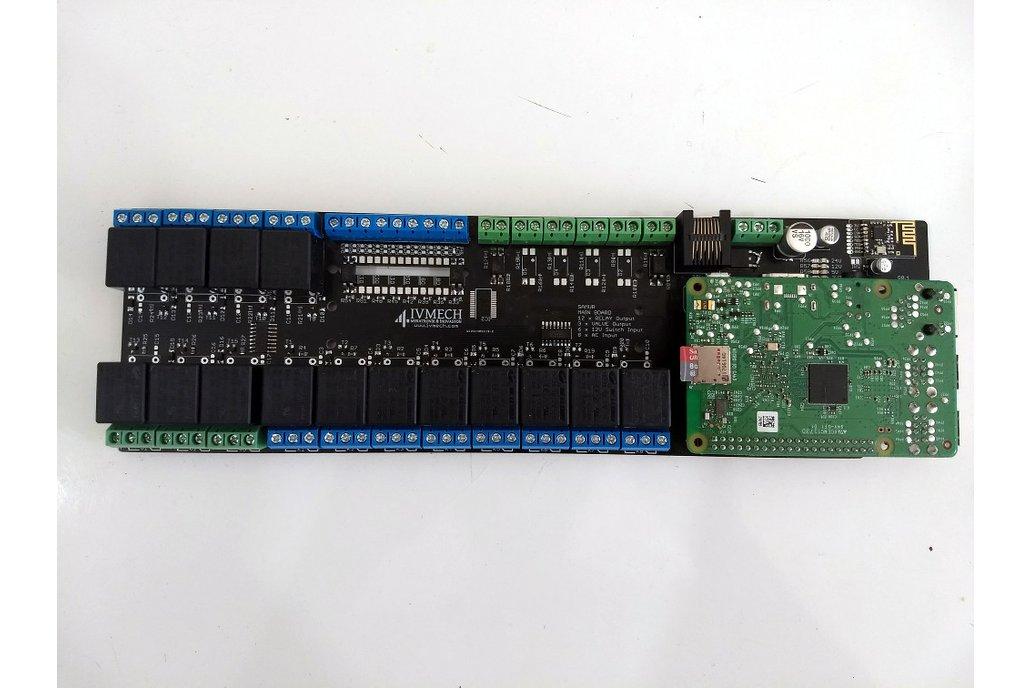 Samur Raspberry Pi Expansion MainBoard 3