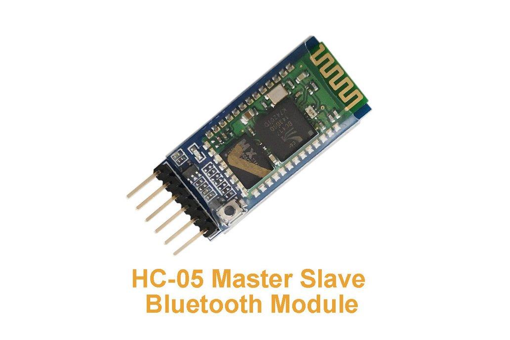 HC-05 Master Slave Bluetooth Module 5
