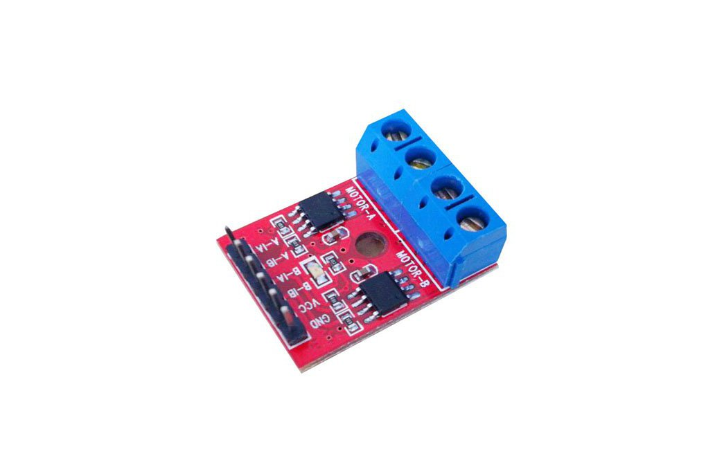 2pc DC/Stepper Motor Driver 1