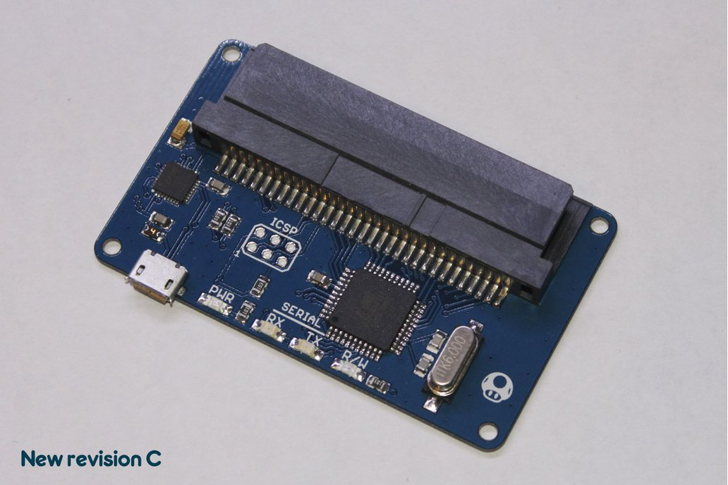 Cart Flasher for GameBoy 1