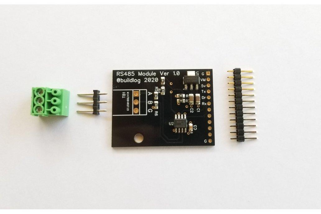 RS485 CNC I/O Module 1
