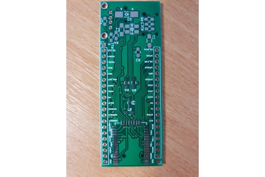 Assembled advanced breadboard adapter for BK3245 9