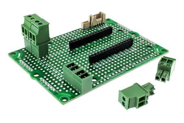qGround DIY IOT Arduino MKR Compatible PCB Kit