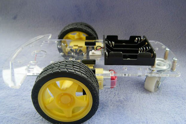 Smart Tracing Car Chassis