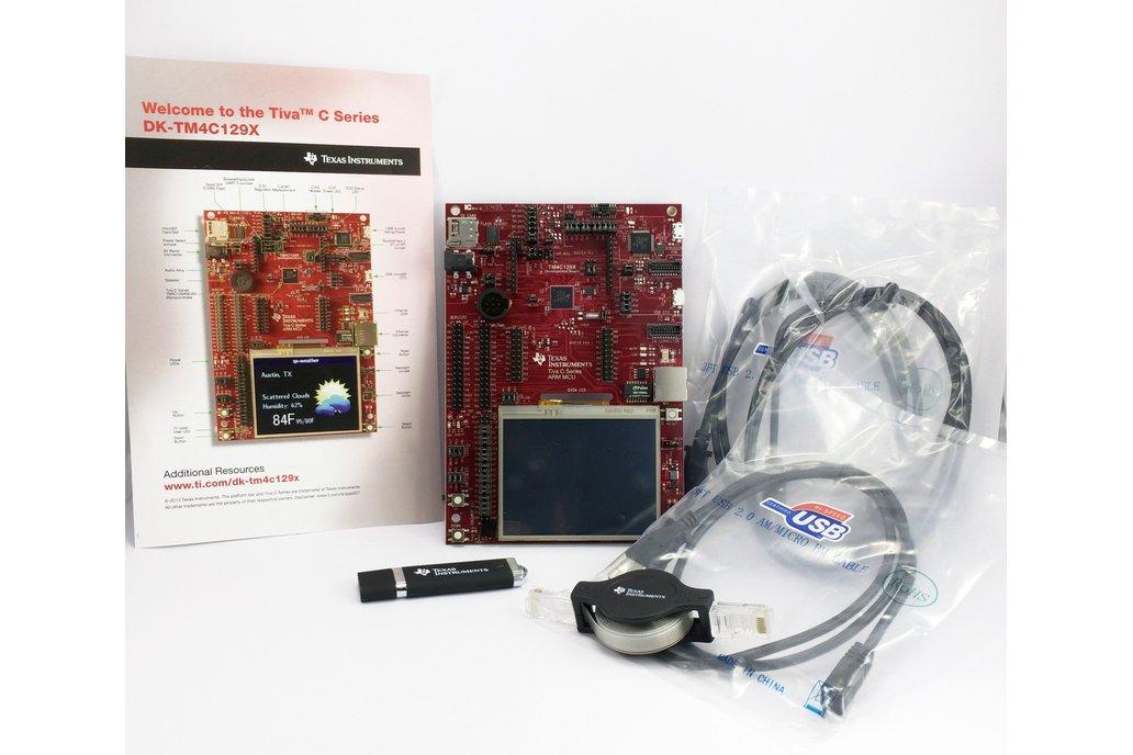 Texas instruments DK-TM4C129X  TIVA C Dev kit 1