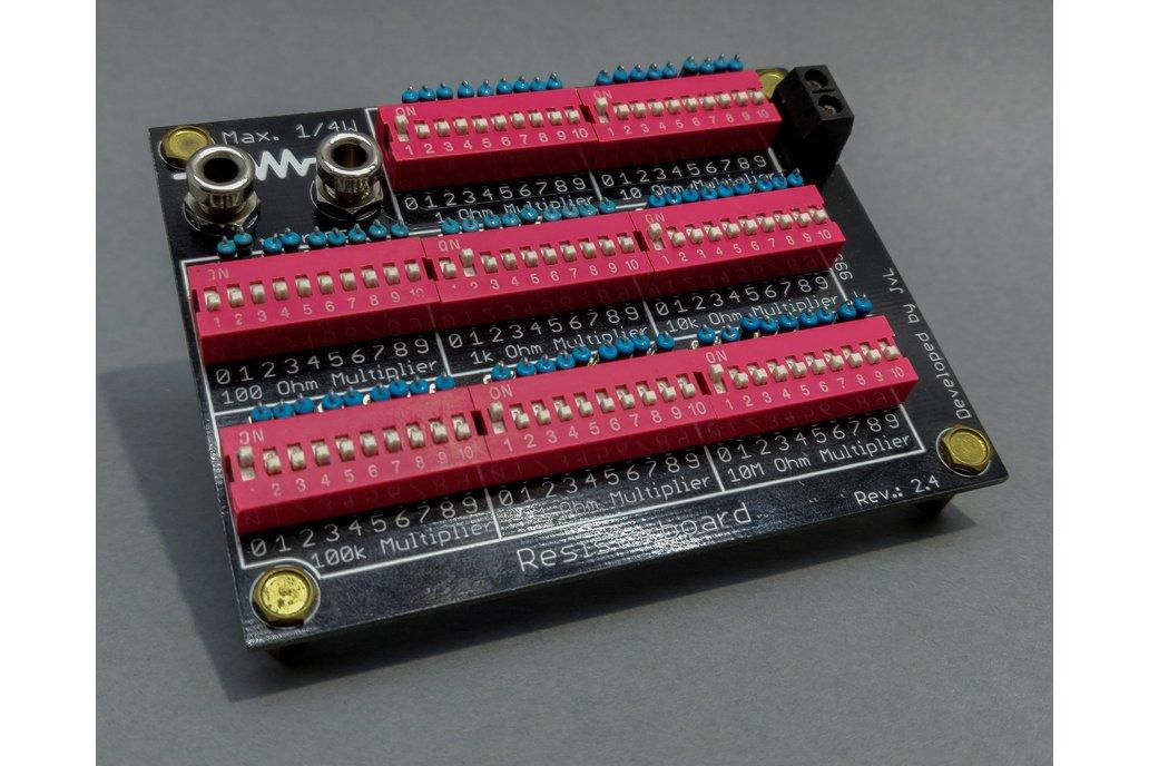 Resistor Decade 1