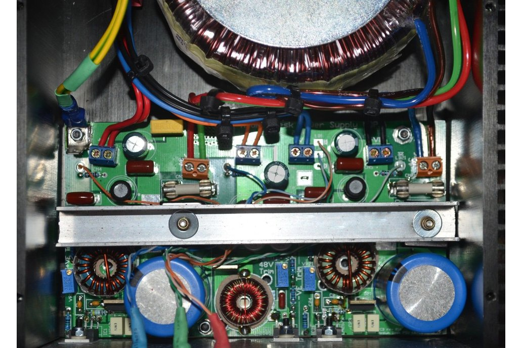 Bigger mixer power supply 4 Amps 1