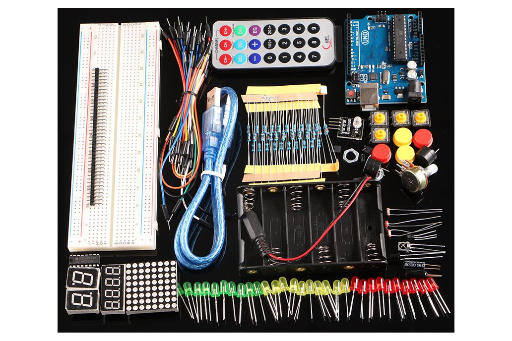 Compatible Arduino Learing Starter kit 1