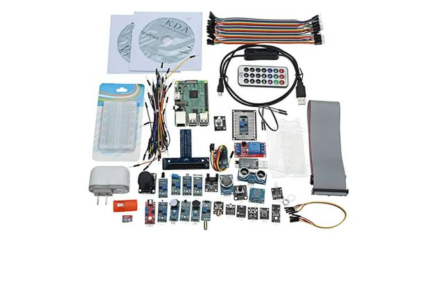 Supper Starter Sensor Kit V2.0 For Raspberry Pi