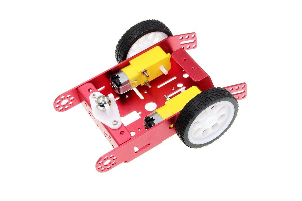 2WD Smart Robot Car Kit 3