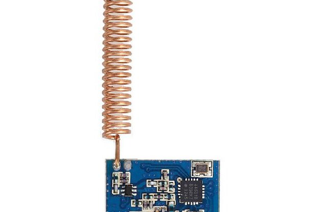 3km SI4463 wireless transceiver rf module SPI interface 434MHz/470MHz/915MHz