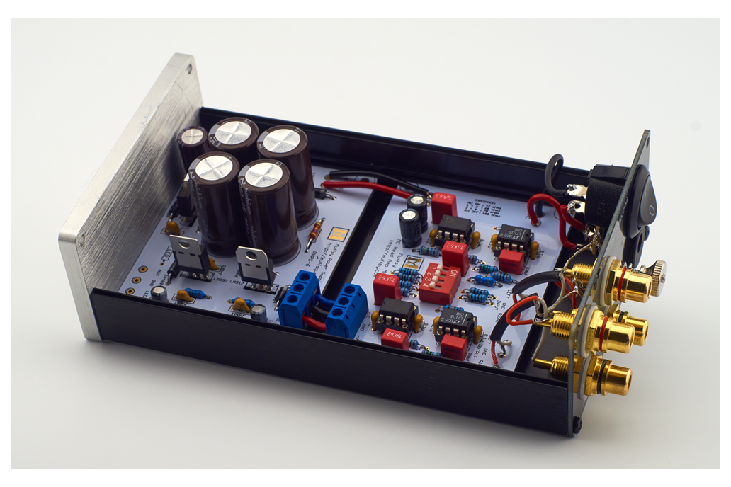 Muffsy MC Head Amp - Kit 2