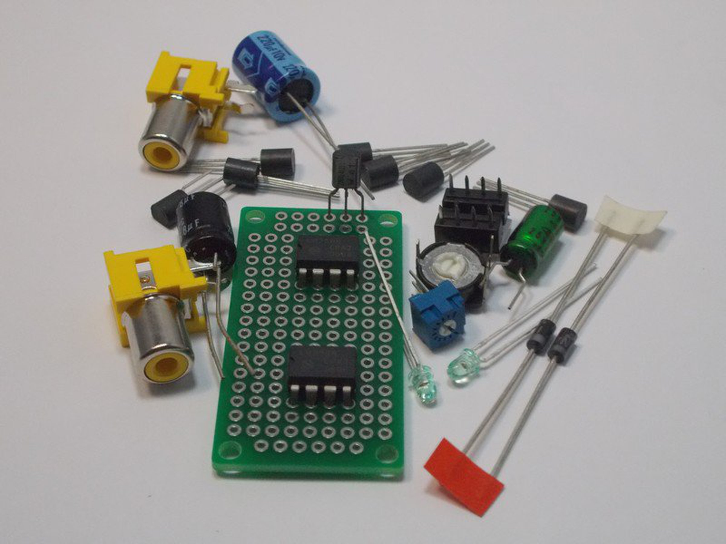 Lm311 Voltage Comparator Design Kit 1365 From Nightfire Datasheet 1