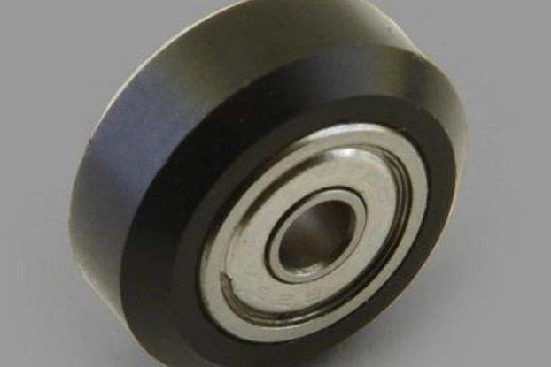 CNC V Wheels with 625ZZ Bearing for V-Slot