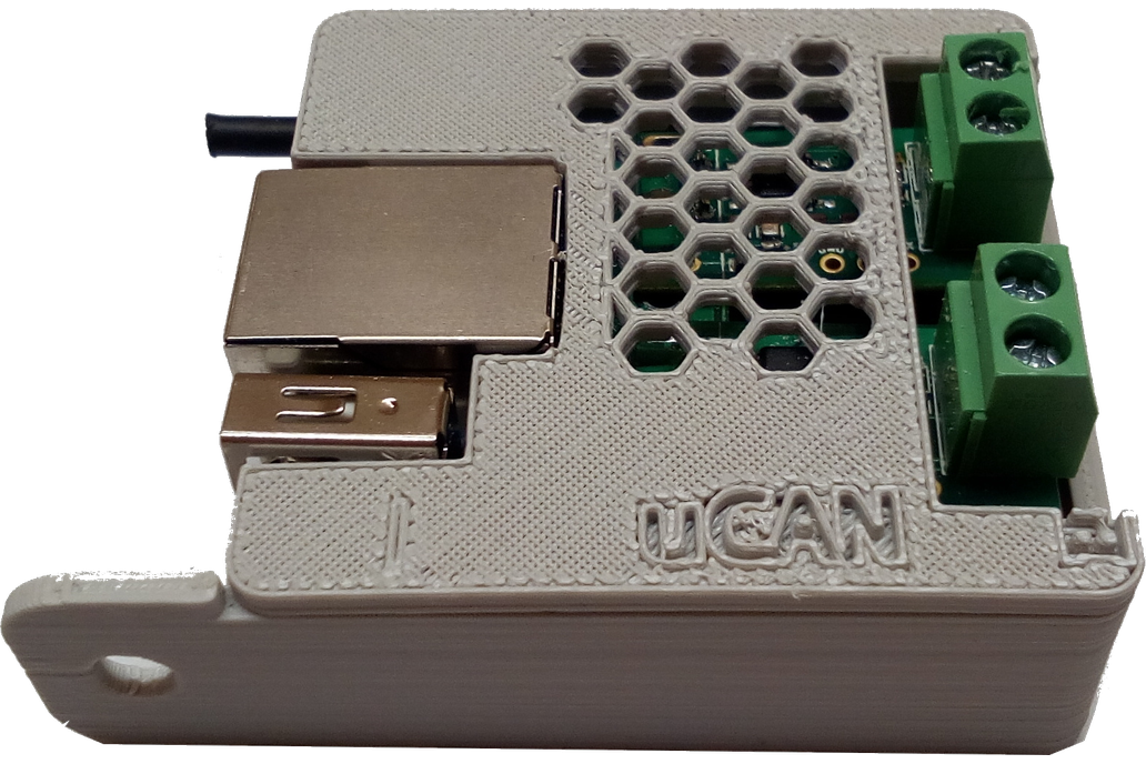 CAN Ethernet converter, CAN Logger, Linux CAN 1