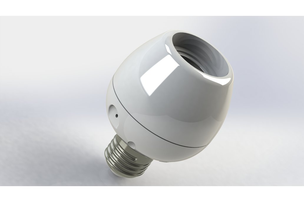 Vocca - Voice Activated Bulb Adapter 1