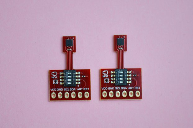 STS35 High-Accuracy  ±0.1°C Temperature Sensor