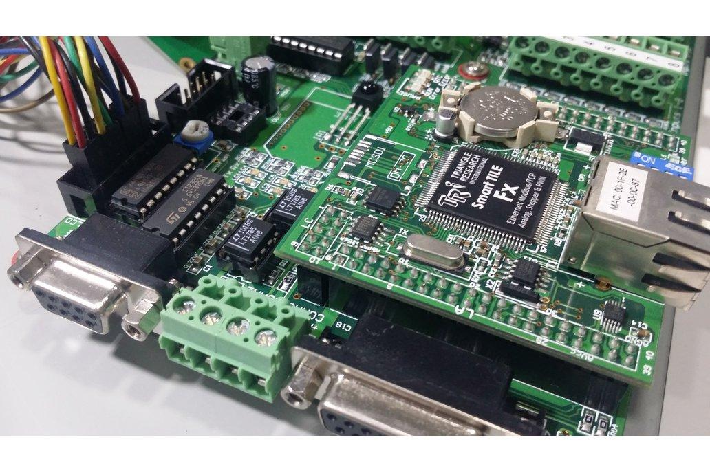 Smart Tile Fx2424 PLC and Expansion Board  13