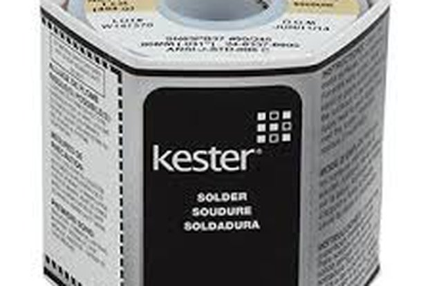 "Kester 275 No-Clean Solder - 63/37 - .015"" - 25 ft"