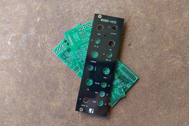 8080 VCO (Eurorack PCB Set)