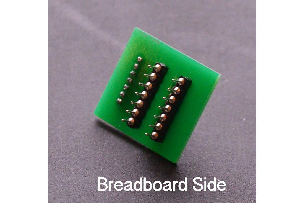 ESP8266-03 Breadboard Adapter 1
