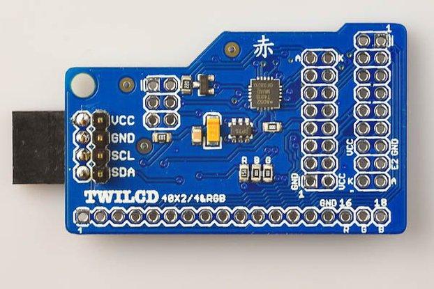 TWILCD 40x2/40x4/RGB