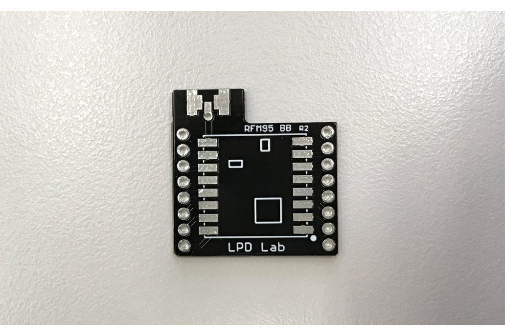 RFM95 LoRa Breakout board 1