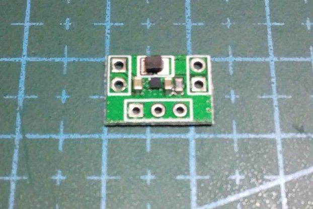 TinyBoost 5V1A boost converter