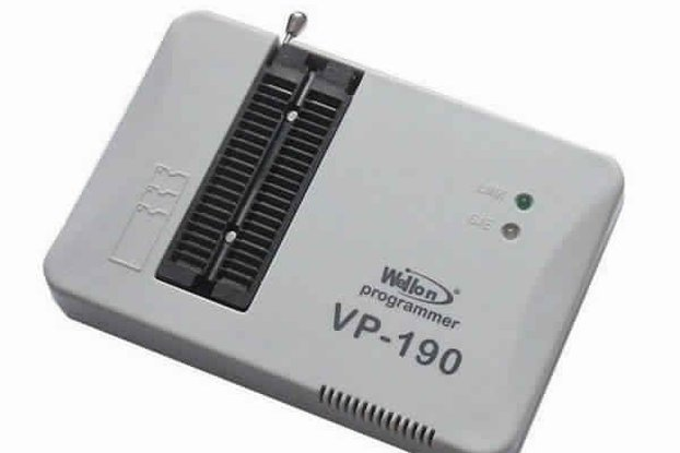Wellon VP190 EEPROM Flash MCU USB Programmer