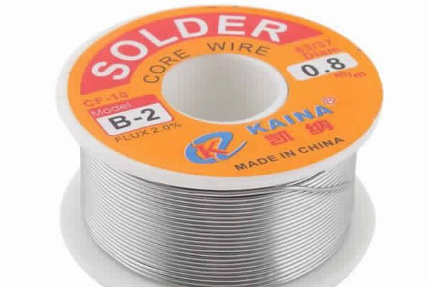 63/37 0.8mm Tin Lead Rosin Core Solder Wire