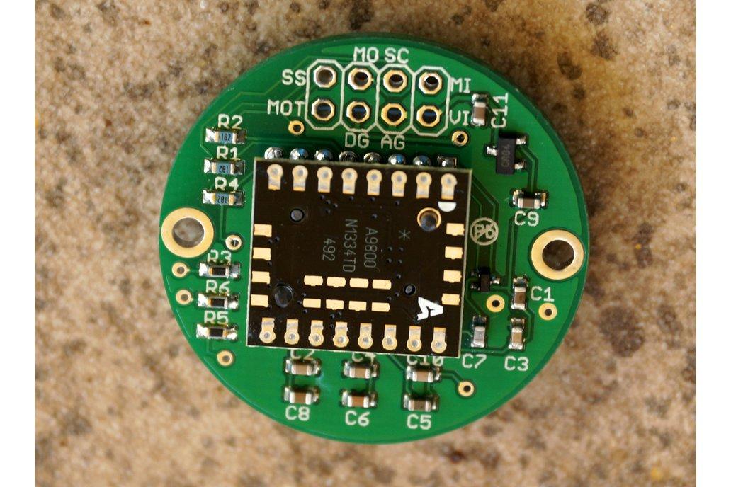 ADNS-9800 Laser Motion Sensor 4