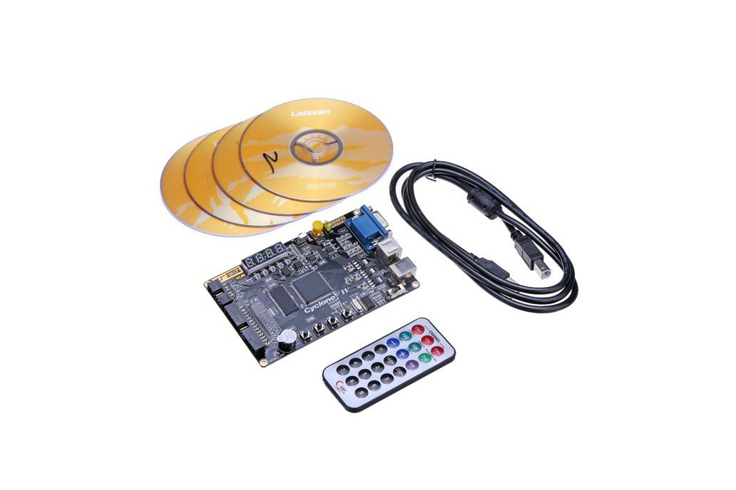 FPGA  Learning Board Kit 1