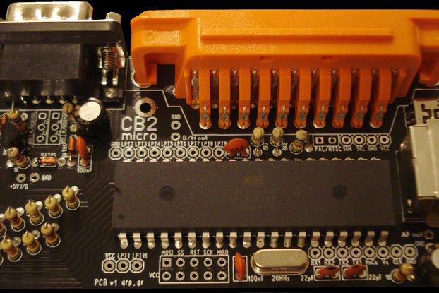 CB2 microcomputer