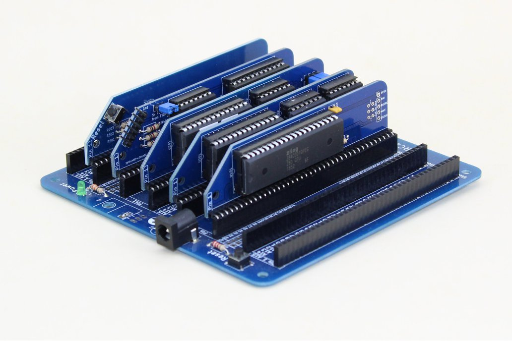 RC2014 Classic II - Homebrew Z80 Computer Kit 1