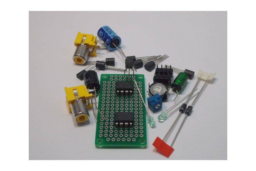 Audio FET & Op Amp IC Kit #1 (#1145) 1