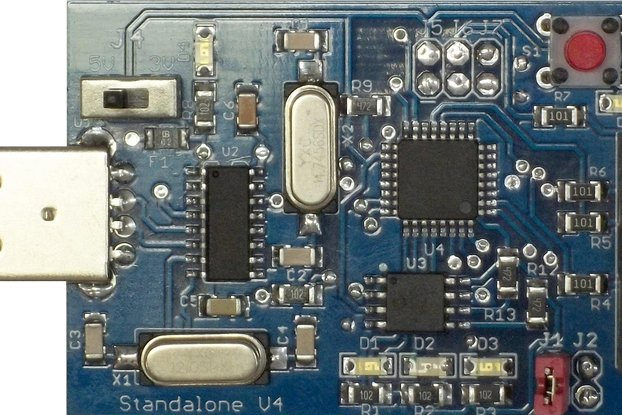 ATMEL AT89LP Standalone/Mass Production Programmer
