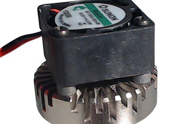 Mini SMT air cooler