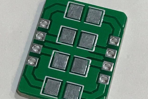 1210 SMD Component Breakout Board - 10 Pack